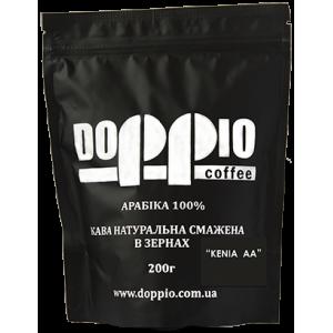 Кофе в зернах Doppio Кения АА 200г