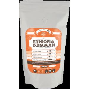 Свежеобжаренный кофе Olla Эфиопия Джимма 250 г