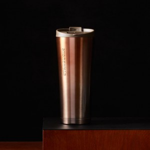 Термокружка Starbucks Copper Gradient Stainless Steel Tumbler 473 мл