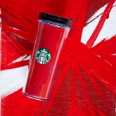 Термокружка Starbucks Red Holiday Cup Tumbler