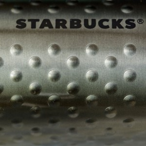 Термокружка Starbucks Stainless Steel Dot Tumbler - Charcoal