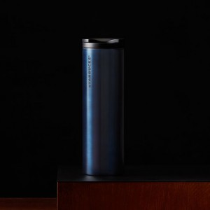 Термокружка Starbucks Stainless Steel Tumbler - Navy Blue 473 мл