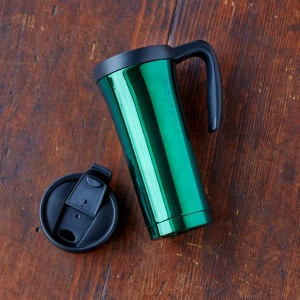 Термокружка Starbucks Stainless Steel Tumbler with Handle Green