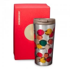 Термокружка Starbucks Tumbler - Polka Dot