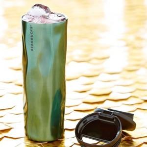Термокружка Starbucks Stainless Steel Ripple Tumbler