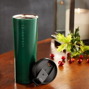Термокружка Starbucks Stainless Steel Tumbler - Green