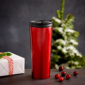 Термокружка Starbucks Stainless Steel Tumbler Red