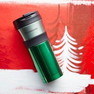 Термокружка Starbucks Two-Tone Tumbler - Green