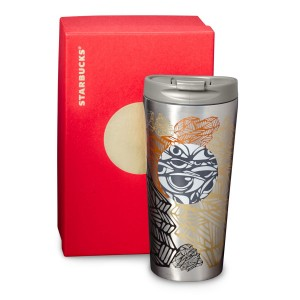 Термокружка Starbucks Tumbler - Golden Eyes