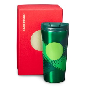 Термокружка Starbucks Tumbler - Green Plaid