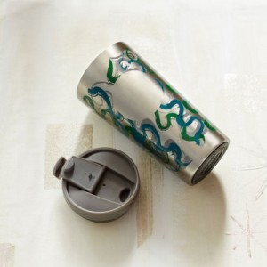 Термокружка Starbucks Tumbler - Green Squiggle