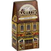 """Чай черный Basilur """"Фруктовый магазин FRUIT SHOP"""" 100г картон"""