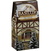 """Чай черный Basilur """"Чайный домик TEA HOUSE"""" 100г картон"""