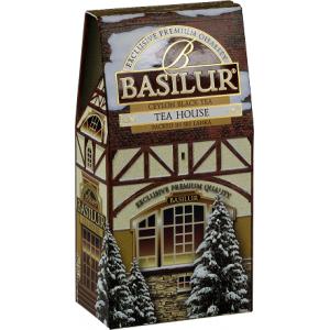 Чай черный Basilur Чайный домик 100г картон