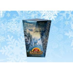 Чай черный листовой Basilur Зимняя фантазия Зимняя Лоза 85г