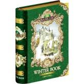 Чай зеленый листовой Basilur Зимняя Книга Том 3 ж/б 100г