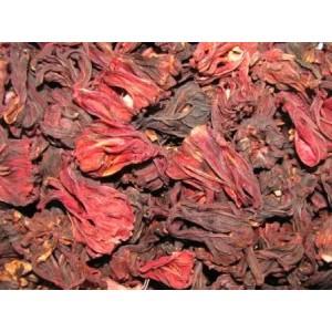 Чай фруктовый на развес Царский гибискус 100 г