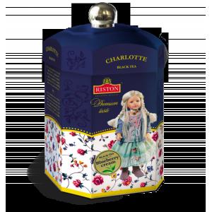 Чай черный листовой Riston Шарлотта 125 г