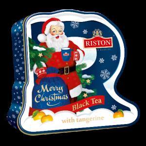 Чай черный листовой Riston Счастливое Рождество 100 г