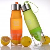 Бутылка для воды с соковыжималкой H2O 650 мл