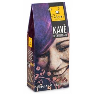 Кофе молотый Filicori Zecchini Kavè Decaffeinato 250 г