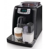 Автоматическая кофемашина Philips Saeco Intelia One Touch Cappuccino Black