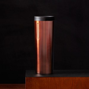 Термокружка Starbucks Tumbler with Badge - Copper