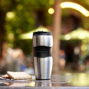 Термокружка Starbucks Stainless Steel Tumbler 473 мл