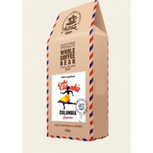Кофе в зернах Artisan Колумбия Сюпремо 250г