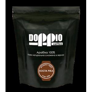 Кофе в зернах Doppio Коста-Рика Tarazzu 200г