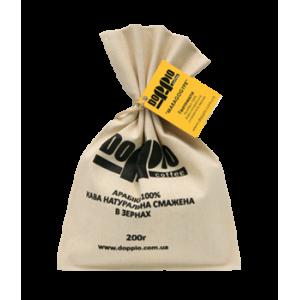 Кофе в зернах Doppio Гватемала Maragogype 200г