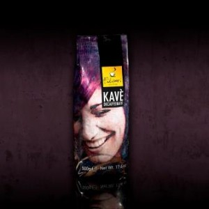 Кофе в зернах Filicori Zecchini Decaffeinated 500гр
