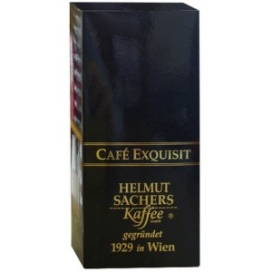 Кофе в зернах Helmut Sachers Cafe Exquisit 250г