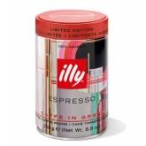 Кофе в зернах Illy Espresso декор 250г