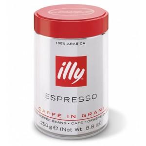 Кофе в зернах Illy Espresso 250г
