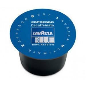 Кофе в капсулах Lavazza Blue Espresso Decaffeinato 8гх100шт