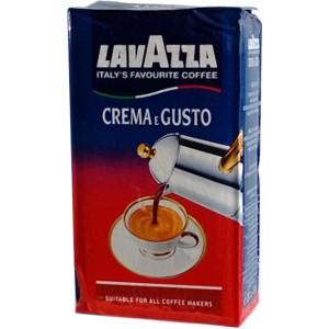 Кофе молотый Lavazza Crema E Gusto 250г