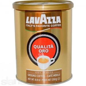 Кофе молотый Lavazza Oro ж/б 250г
