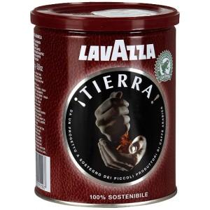Кофе молотый Lavazza Tierra ж/б 250г