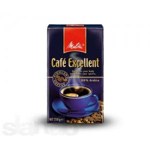 Кофе молотый Melitta Cafe Excellent 100% Arabica 250г