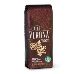 Кофе в зернах Starbucks Dark Veronа 500г