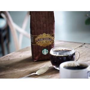 Кофе в зернах Starbucks Guatemala Casi Cielo 500г