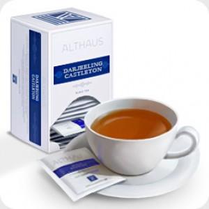 Чай чёрный пакетированный Althaus DP Darjeeling Castleton (20шт*1,75г)