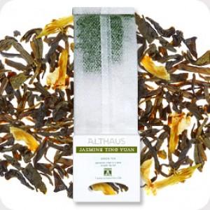 Чай зелёный пакетированный Althaus GP Jasmine Ting Yuan (20шт*4г)