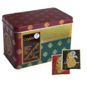 Чай черный пакетированный Mlesna Ассорти 25х2г