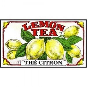 Чай черный листовой Mlesna Лимон 100г