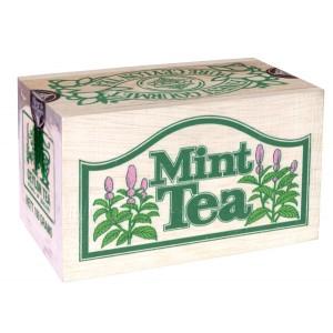 Чай черный листовой Mlesna Мята 100г