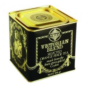 Чай черный листовой Mlesna Викторианский 100г