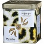 Чай черный листовой Newby Дарджилинг Сафари 125г ж/б