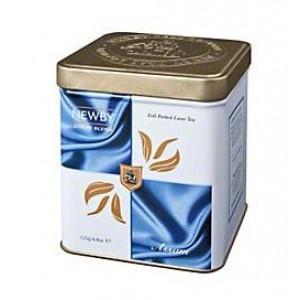 Чай черный листовой Newby Ассам 125г ж/б